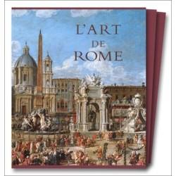 L'Art de Rome Marco BUSSAGLI Editions Mengès 9782809901962