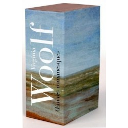 Oeuvres romanesques Virginia WOOLF Coffret 2 Vol Gallimard Pleiade 9782070136704