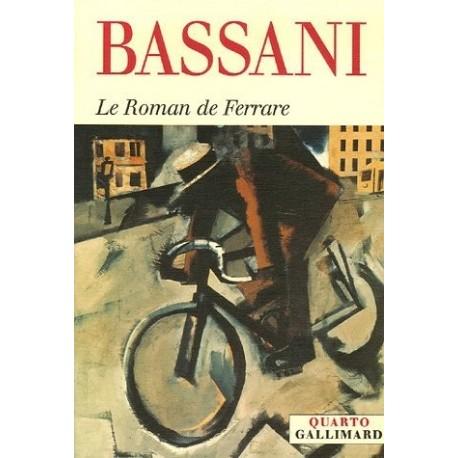 Le roman de Ferrare 9782070772988 Book