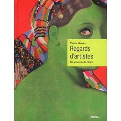 Regards d'artistes - du pinceau à la plume 9782358320726 Book