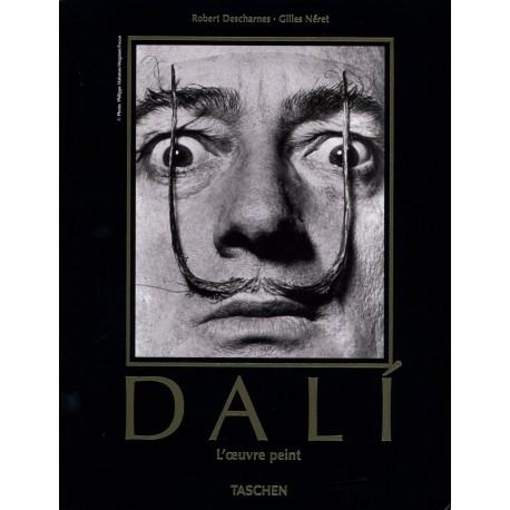 Salvador Dalí 1904-1989 : l'œuvre peint Salvador Dalí Gilles NERET Taschen 9783822812082