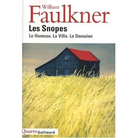 Les Snopes 9782070783731 Book