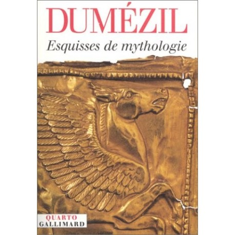 Esquisse de mythologie Gallimard 9782070768394 Book