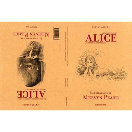 Les aventures d'Alice au pays des merveilles La traversée du miroir et ce qu'Alice trouva de l'autre côté