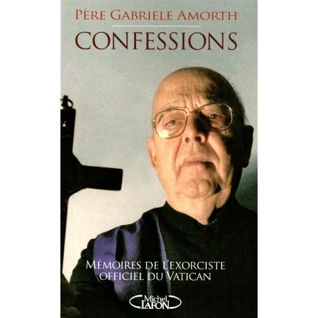 Confessions - Mémoires de l'exorciste officiel du Vatican