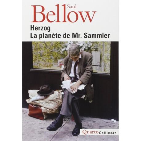 Oeuvres : Herzog, La planète de Mr Sammler