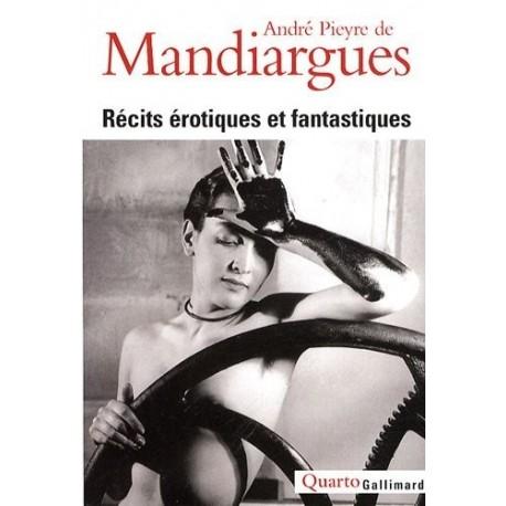 Récits érotiques et fantastiques 9782070122431 Book