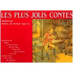 Les plus jolis contes illustres par Steinlen Job Myrbach Vogel etc... JOB, MYRBACH, STEINLEN ... ARS MUNDI 0710377719473