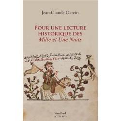 Pour une lecture historique des Mille et une nuits - essai sur l'édition de Būlāq (1835) 9782330013196