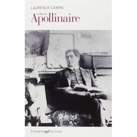 Guillaume Apollinaire 9782070775040