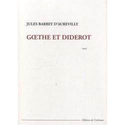 Goethe et Diderot - essai