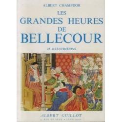 Les grandes heures de Bellecour Albert GUILLOT 0710377719176
