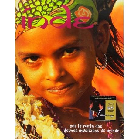 Inde: Sur la Route des Jeunes Musiciens du Monde Sylvain HARVEY 9782980905605