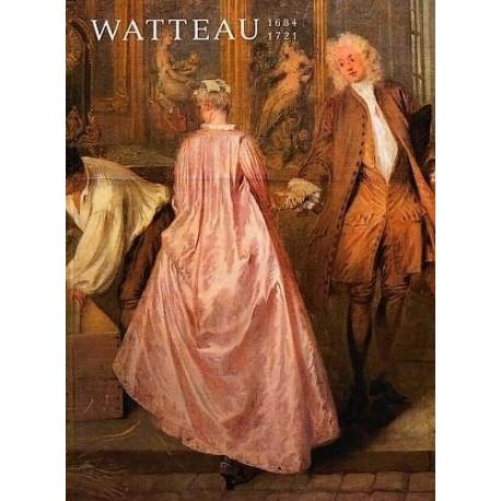 Watteau Galeries nationales du Grand Palais, Paris, 23 octobre 1984-28 janvier 1985