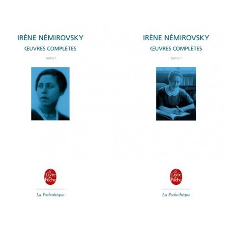 Œuvres complètes d' Irène NEMIROVSKY 2/2V