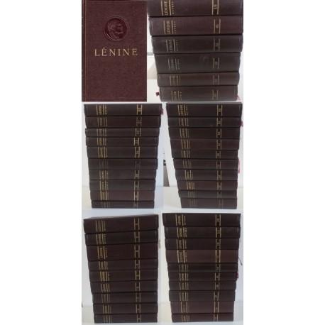 Oeuvres complètes de Lénine