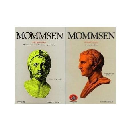 Histoire romaine 2 volumes