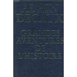 Les grandes aventures de l'histoire Perrin 0710377718186