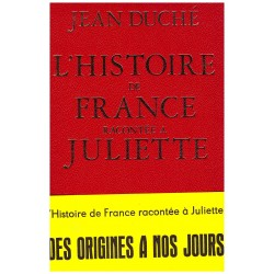 Histoire de France racontée à Juliette Presses de la cité 0710377717226
