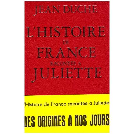 Histoire de France racontée à Juliette Presses de la cité 0710377717226 Book