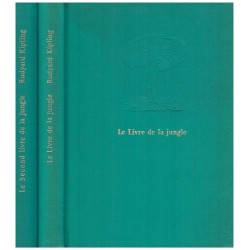 Le livre de la jungle & le second livre de la jungle 2/2V