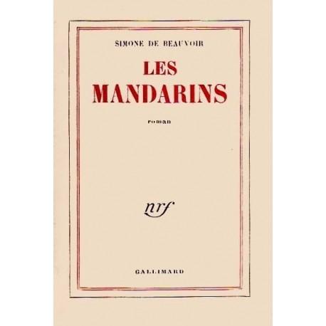 Les mandarins Gallimard 9782070205158