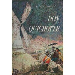 Don Quichotte GIANNI Renna ODEJ - ODEGE 0710377717035