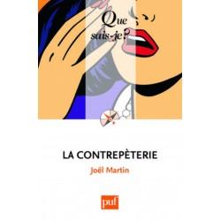 La contrepèterie Presses Universitaires de France PUF 9782130575252