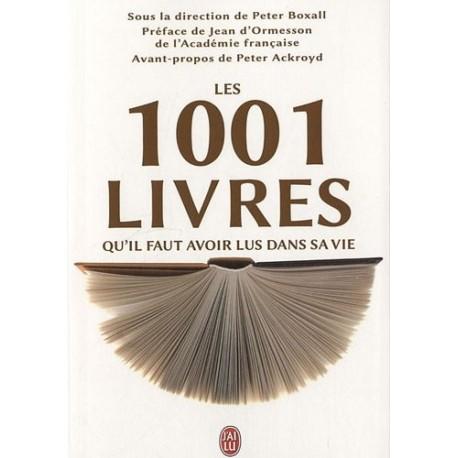Les 1001 livres qu'il faut avoir lus dans sa vie J'ai lu 9782290057506