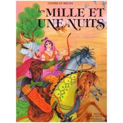 Les mille et une nuits Giovanni GIANNINI Flammarion 9782080923028 Book