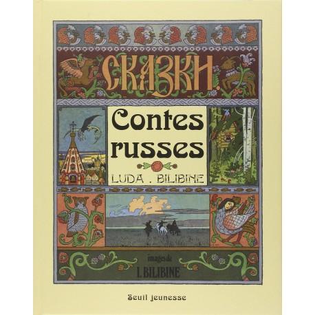Contes russes BILIBINE Ivan Seuil 9782021077230