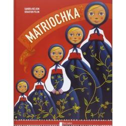 Matriochka Sébastien PELON Flammarion 9782081219144 Book