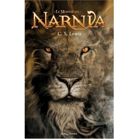 Le monde de Narnia L'intégrale BAYNES Pauline Gallimard 9782070524327