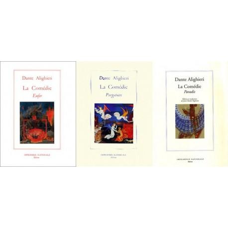 La divine comédie : Enfer Purgatoire Paradis 3/3 vol