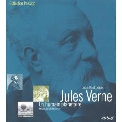 Passion Jules Verne - un humain planétaire Textuel 9782845971318