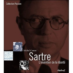 Passion Jean Paul Sartre - l'invention de la liberté Textuel 9782845971301
