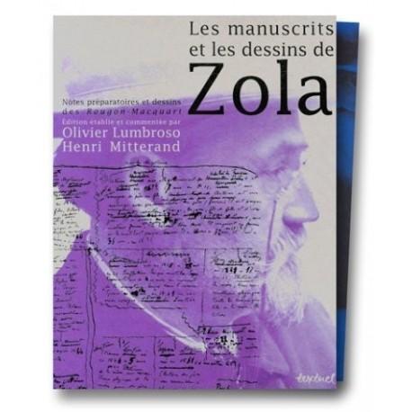 Les manuscrits et les dessins de Zola: L'invention des lieux 3/3V Textuel 9782845970595