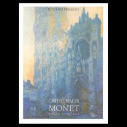 Les cathédrales de Monet - Rouen 1892-1894 MONET Claude Anthèse 9782904420399