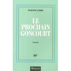 Le prochain Goncourt - roman