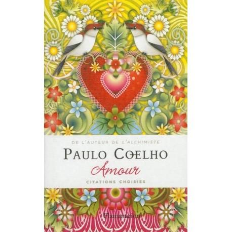Amour COELHO Paulo ESTRADA Catalina Flammarion 9782081290945