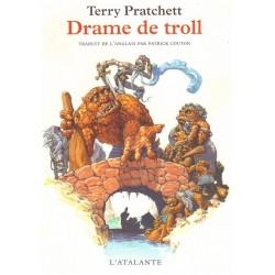 Drame de troll PRATCHETT Terry L'Atalante 9782841721399