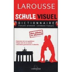 Dictionnaire Français-Allemand / Allemand-Français LAROUSSE 9782035401175