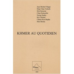 Khmer au quotidien (1CD) Librairie You-Feng 9782842793975 Book
