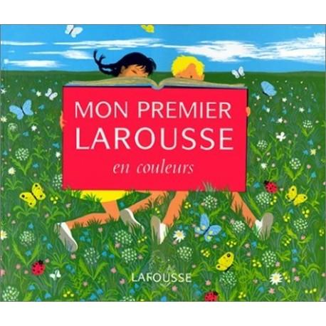 MON PREMIER LAROUSSE COULEURS LAROUSSE 0710377717714 Book