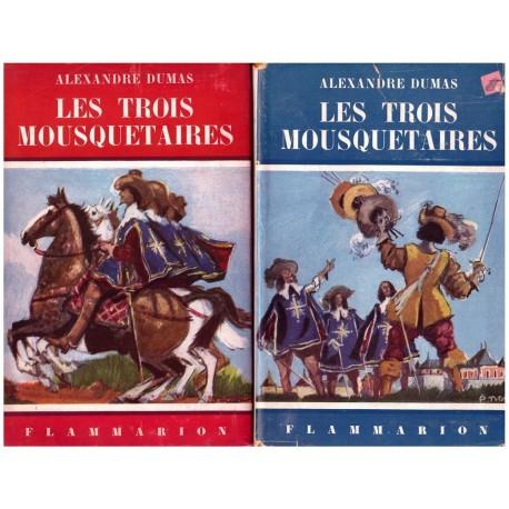 Les trois mousquetaires 2/2V NOEL Pierre Flammarion 0710377716007