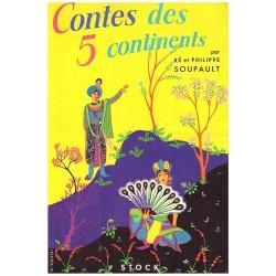 Contes des 5 continents G. VANNI Stock 0710377718605 Book