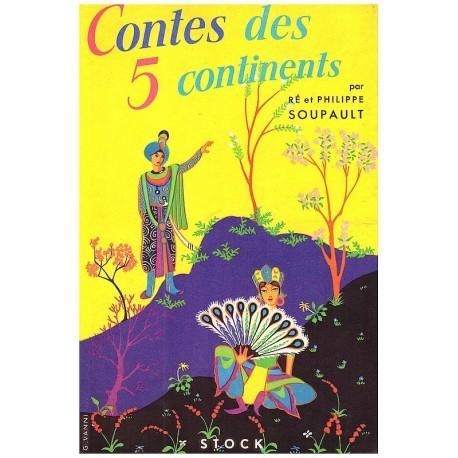 Contes des 5 continents VANNI G. Stock 0710377718605