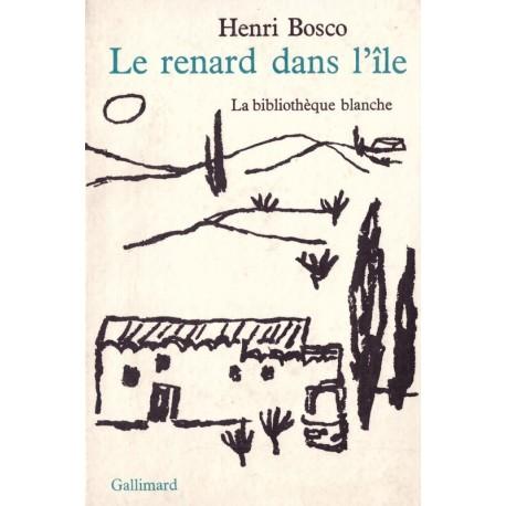 Le renard dans l'île Jean PALAYER Gallimard Jeunesse 0710377715819 Book