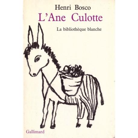 L'Ane Culotte PALAYER Jean Gallimard Jeunesse 0710377716755