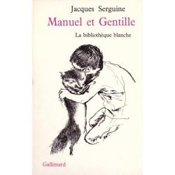 Manuel et gentille Tibor CSERNUS Gallimard Jeunesse 0710377718896 Book